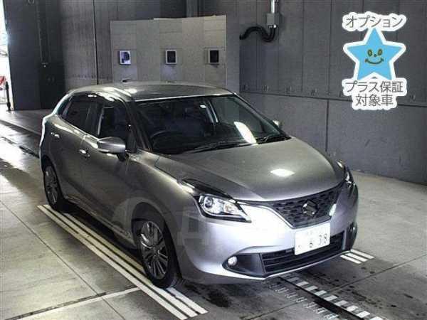 Suzuki Baleno, 2017 год, 430 000 руб.