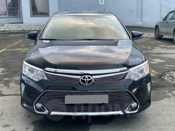 Toyota Camry, 2017 год, 1 295 000 руб.
