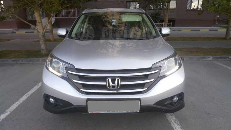 Honda CR-V, 2014 год, 1 340 000 руб.