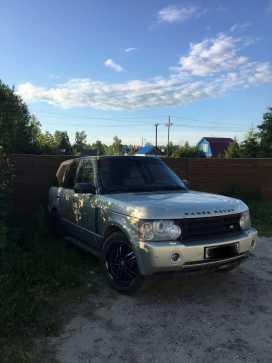 Нефтеюганск Range Rover 2006