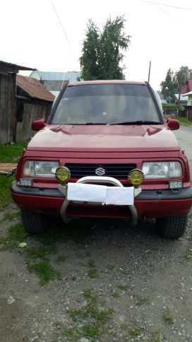 Горно-Алтайск Suzuki Escudo 1992