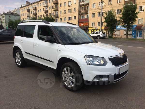 Skoda Yeti, 2016 год, 1 070 000 руб.
