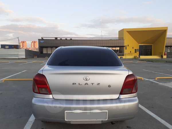 Toyota Platz, 2000 год, 185 000 руб.
