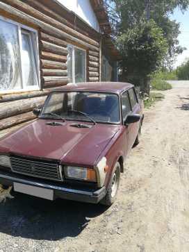 Омск 2107 2005