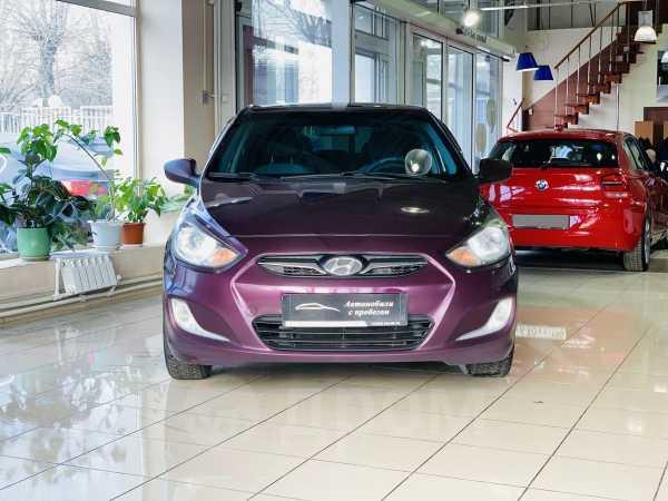 Hyundai Solaris, 2013 год, 385 100 руб.