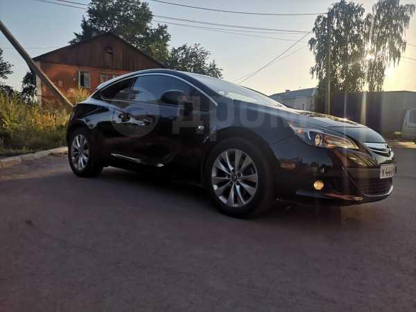 Opel Astra GTC, 2013 год, 490 000 руб.