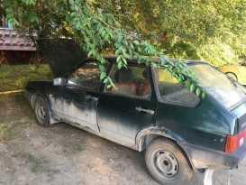 Омск 2109 2002