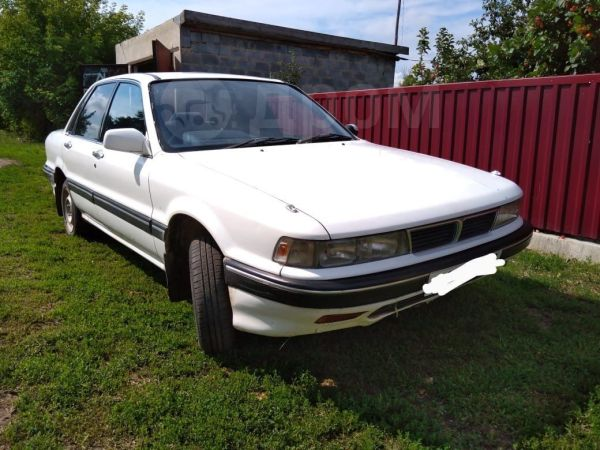 Mitsubishi Galant, 1990 год, 95 000 руб.
