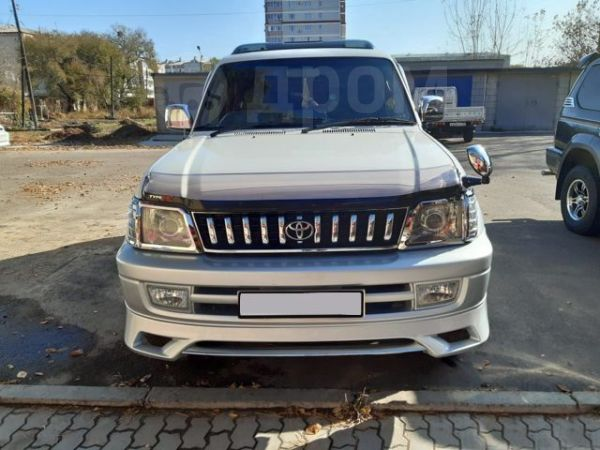 Toyota Land Cruiser Prado, 1996 год, 730 000 руб.