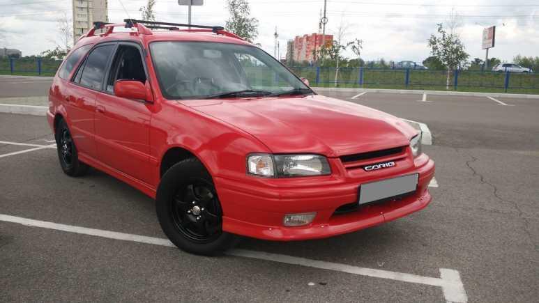 Toyota Sprinter Carib, 1999 год, 300 000 руб.