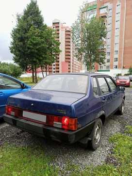 Череповец 21099 2002