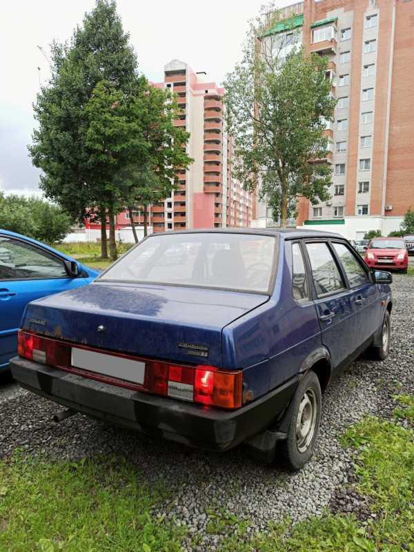 Лада 21099, 2002 год, 25 000 руб.