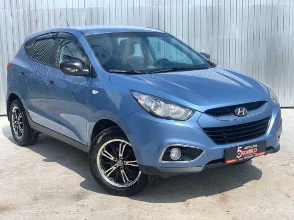 Hyundai ix35, 2011 год, 698 000 руб.