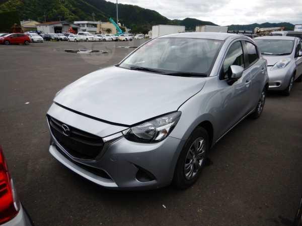 Mazda Demio, 2017 год, 573 000 руб.