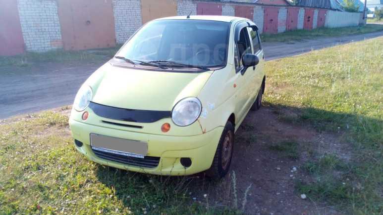 Daewoo Matiz, 2008 год, 55 000 руб.