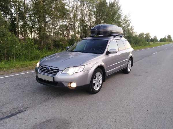 Subaru Outback, 2007 год, 670 000 руб.