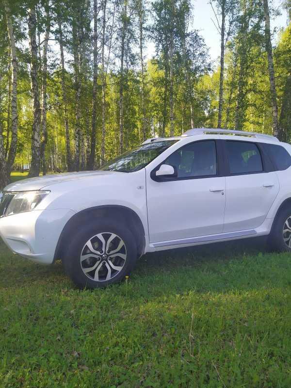 Nissan Terrano, 2016 год, 850 000 руб.