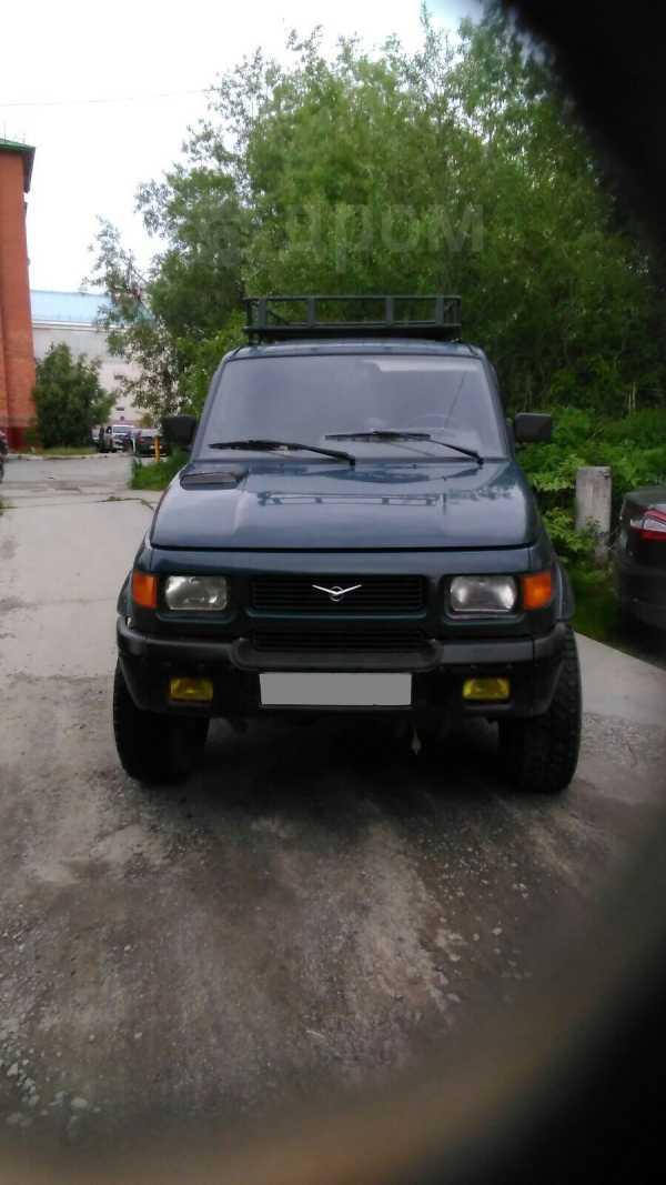 УАЗ Симбир, 2003 год, 270 000 руб.
