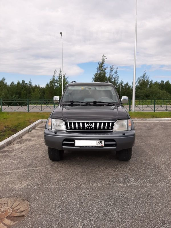 Toyota Land Cruiser Prado, 1998 год, 770 000 руб.