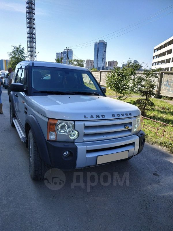 Land Rover Discovery, 2006 год, 670 000 руб.