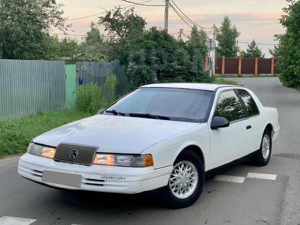 Mercury Cougar, 1993 год, 155 000 руб.
