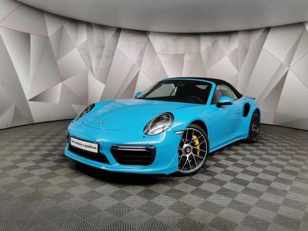 Porsche 911, 2018 год, 11 450 000 руб.
