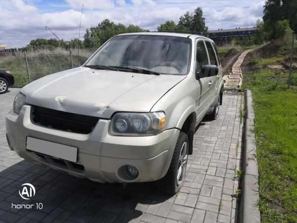 Ford Escape, 2005 год, 175 000 руб.