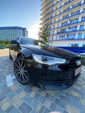 Севастополь Audi A6 2013