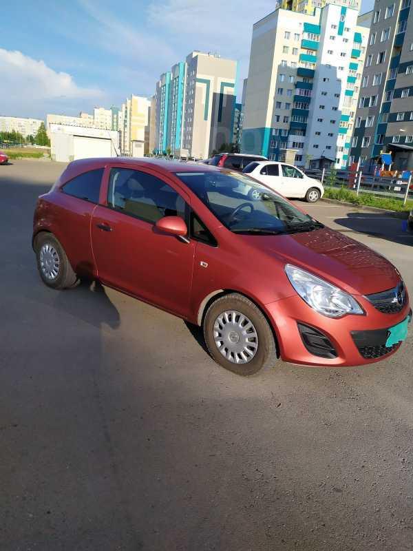 Opel Corsa, 2012 год, 430 000 руб.