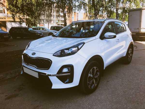 Kia Sportage, 2019 год, 1 450 000 руб.