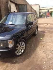 Подольск Range Rover 2003