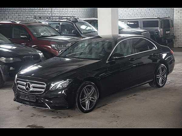 Mercedes-Benz E-Class, 2019 год, 2 790 000 руб.