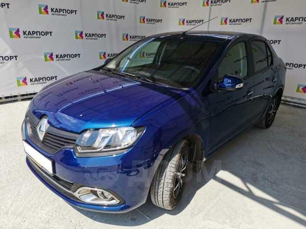 Renault Logan, 2018 год, 539 000 руб.