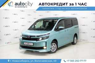 Новосибирск Voxy 2015