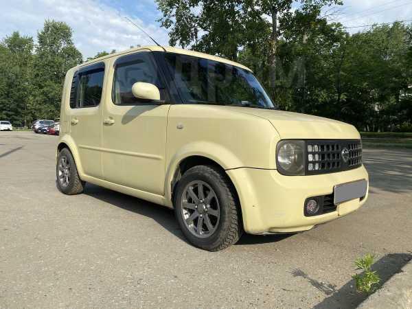 Nissan Cube, 2004 год, 230 000 руб.