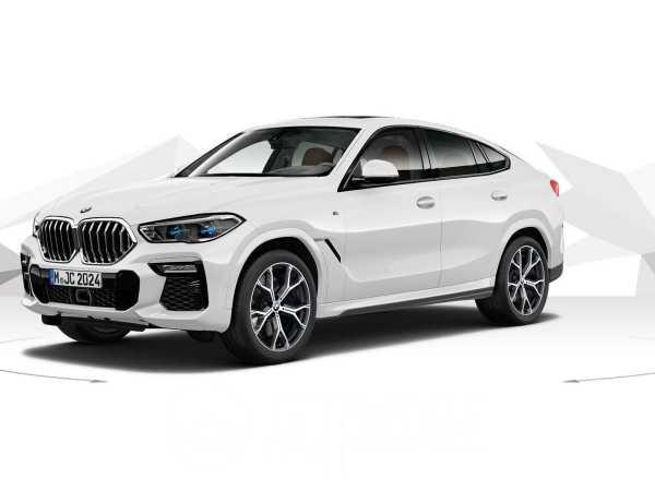 BMW X6, 2020 год, 7 237 800 руб.