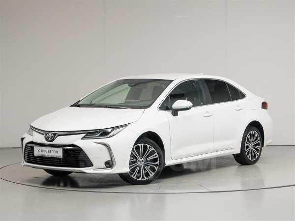 Toyota Corolla, 2020 год, 1 750 000 руб.