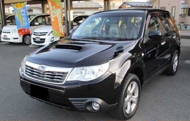 Subaru Forester, 2010 год, 970 000 руб.