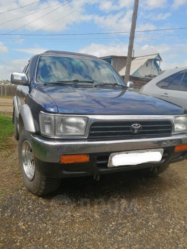Toyota Hilux Surf, 1992 год, 270 000 руб.