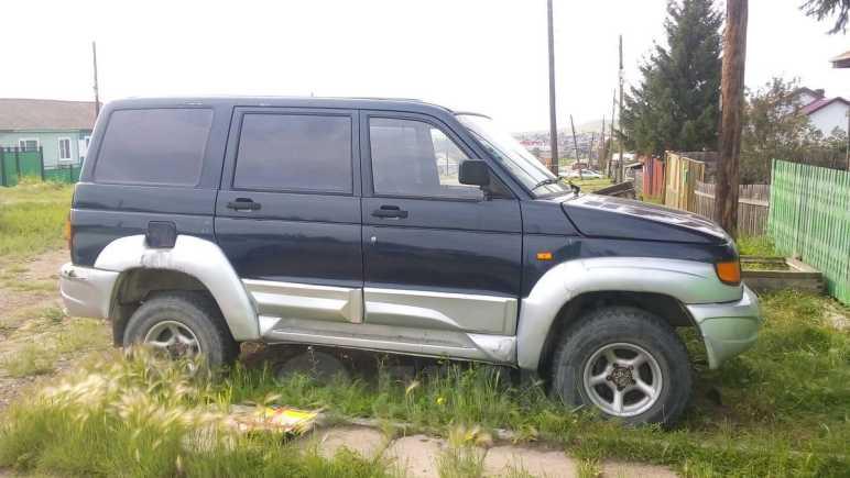 УАЗ Симбир, 2003 год, 100 000 руб.