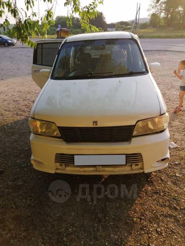 Nissan Cube, 1999 год, 100 000 руб.