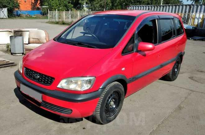 Subaru Traviq, 2002 год, 258 000 руб.