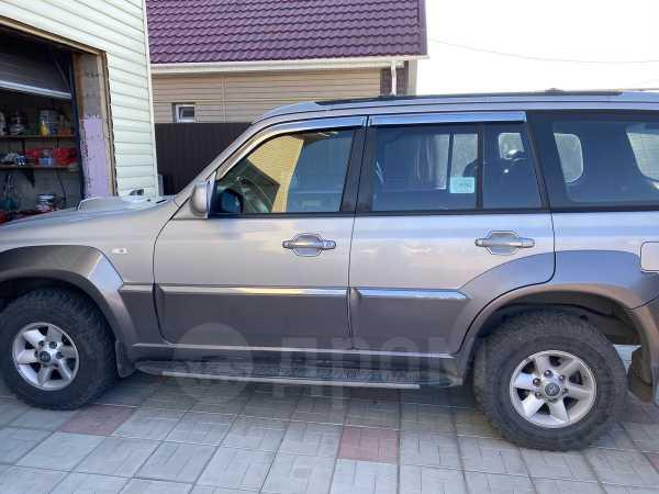 Hyundai Terracan, 2002 год, 425 000 руб.