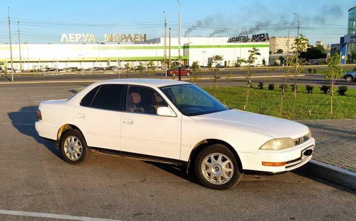 Toyota Camry, 1990 год, 140 000 руб.