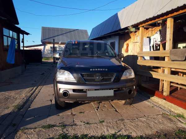 Kia Sorento, 2002 год, 340 000 руб.