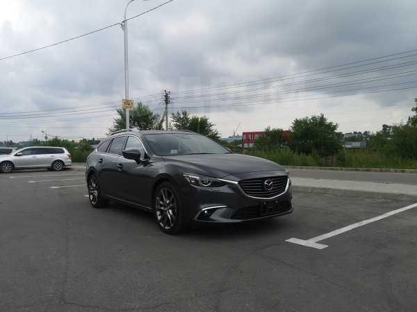 Mazda Atenza, 2018 год, 1 580 000 руб.