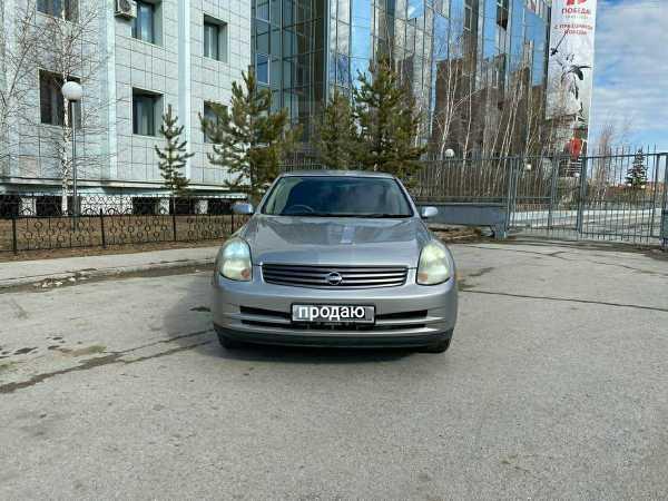 Nissan Skyline, 2003 год, 320 000 руб.