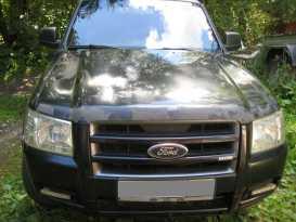 Вичуга Ford Ranger 2008