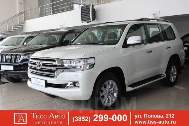 Toyota Land Cruiser, 2020 год, 5 910 000 руб.