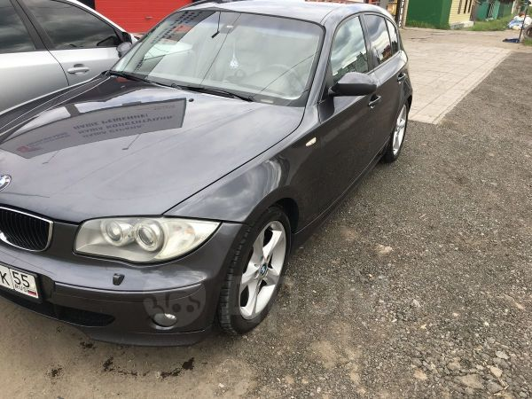 BMW 1-Series, 2005 год, 455 000 руб.
